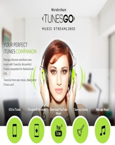 برنامج Wondershare TunesGo Retro 4.8.3.0 Multilingual