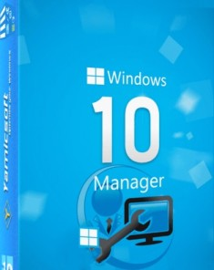 برنامج Windows 10 Manager 1.0.6 Final
