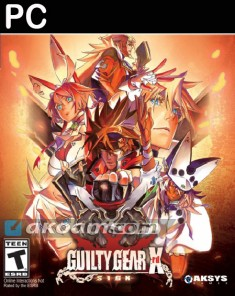 لعبة GUILTY GEAR Xrd SIGN بكراك CODEX