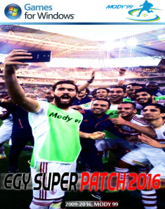 باتش PES 2016 Super Patch By MODY 99 بأخر إصدراته