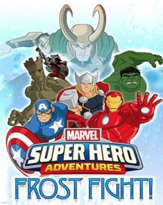 فيلم Marvel Super Hero Adventures Frost Fight! 2015 مترجم