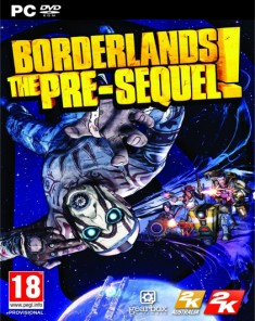 لعبة Borderlands: The Pre-Sequel ريباك فريق R.G. Mechanics