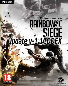 تحديث Tom Clancys Rainbow Six Siege Update v1.1-CODEX