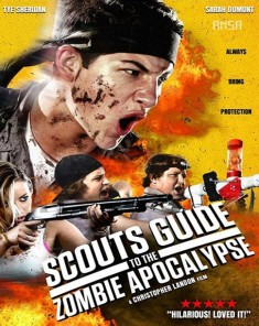 فيلم Scouts Guide to the Zombie Apocalypse 2015 مترجم