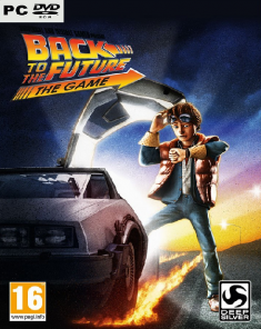 لعبة Back to the Future: The Game-GOG