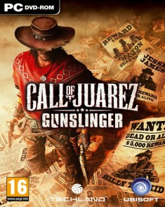 لعبة Call of Juarez Gunslinger ريباك فريق Mr DJ