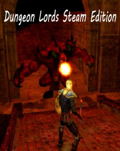 لعبة Dungeon Lords Steam Edition بكراك PLAZA