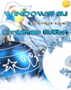 ويندوز Windows 8.1 Christmas Edition 2016 v.2