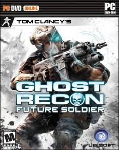 لعبة Tom Clancy's Ghost Recon: Future Soldier ريباك فريق R.G Revenants