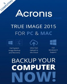 اسطوانة Acronis All In One Boot Disk Winpe 10