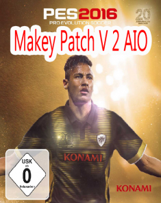 باتش PES 2016 Makey Patch V 2 AIO