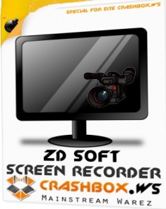 zd soft screen recorder 9.1