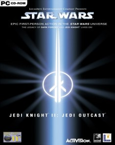 لعبة Star Wars Jedi Knight II - Jedi Outcast ريباك فريق R.G. Mechanics