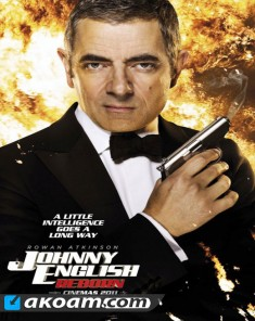فيلم Johnny English Reborn مترجم