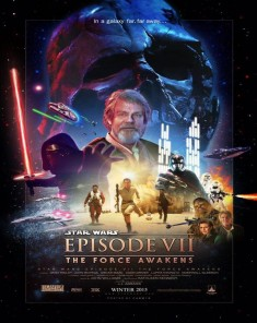 فيلم Star Wars: The Force Awakens 2015 مترجم HDTS
