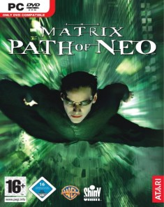 لعبة The Matrix Path Of Neo بكراك RELOADED