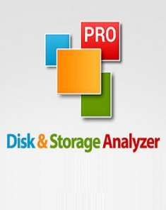 برنامج Disk & Storage Analyzer [BETA] PRO v3.0.2.8