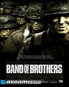 مسلسل Band of Brothers مترجم