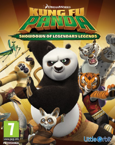 لعبة KUNG FU PANDA SHOWDOWN OF LEGENDARY LEGENDS ريباك فريق Black Box