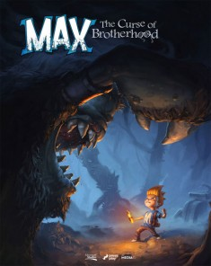 لعبة Max The Curse of Brotherhood ريباك فريق R.G. Mechanics