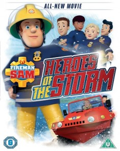 فيلم Fireman Sam Heroes Of The Storm 2015 مترجم