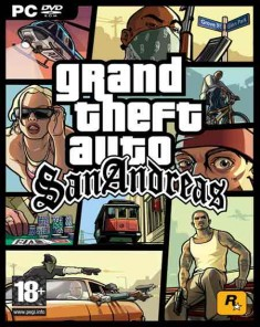 لعبة Grand Theft Auto San Andreas ريباك فريق CorePack