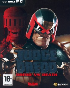 لعبة Judge Dredd Dredd vs Death كاملة