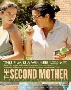 فيلم The Second Mother 2015 مترجم