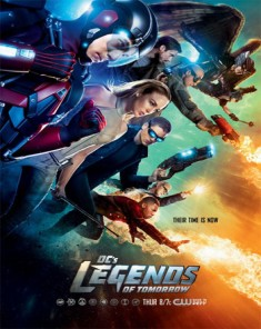 مسلسل Legends of Tomorrow مترجم
