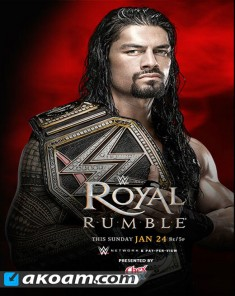 مهرجان Royal Rumble 2016