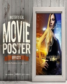 كورس التصميم Master FX Real Movie Poster Effects in Adobe Photoshop