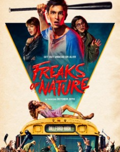 فيلم Freaks of Nature 2015 مترجم