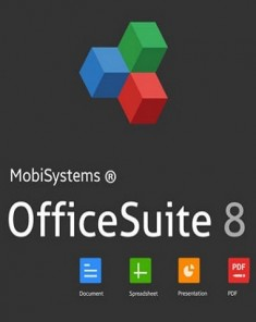 برنامج OfficeSuite 8 Pro + PDF v8.5.4657 Final