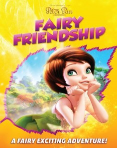فيلم The New Adventures of Peter Pan Fairy Friendship 2016 مترجم