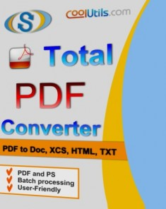 برنامج Coolutils Total PDF Converter v5.1.92 – Multilingual