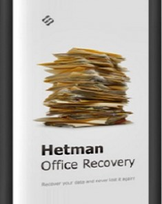 برنامج Hetman Office Recovery 2.3 Multilingual