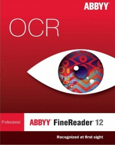 برنامج Abbyy Finereader 12 0 101 264 Professional