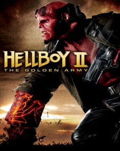 فيلم Hellboy II: The Golden Army 2008 مترجم