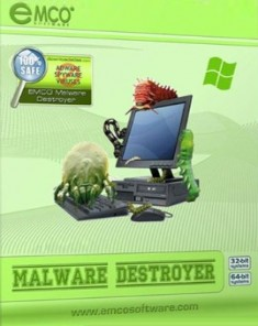 برنامج Emco Malware Destroyer v7.7.10.1091