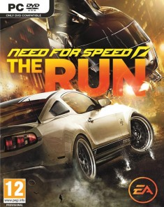 لعبة Need For Speed The Run Limited Edition ريباك فريق CorePack