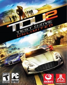 لعبة Test Drive Ultimate 2 Complete Edition ريباك فريق CorePack