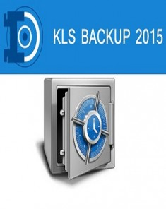 برنامج KLS Backup 2015 Professional 8.3.1.0