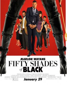 فيلم Fifty Shades of Black 2016 مترجم