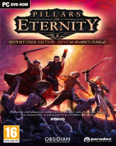 لعبة Pillars of Eternity:The White March Part II بكراك CODEX