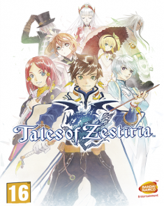 لعبة Tales of Zestiria بكراك CPY