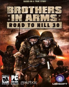 لعبة Brothers in Arms: Road to Hill 30 ريباك فريق R.G. Mechanics