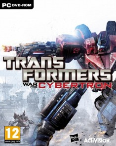 لعبة Transformers: War for Cybertron ريباك فريق R.G. Mechanics