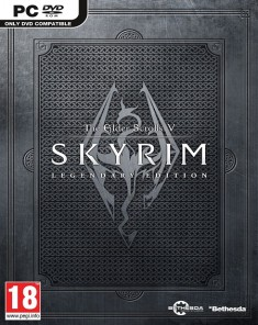 لعبة The Elder Scrolls V: Skyrim Legendary Edition ريباك فريق FitGirl