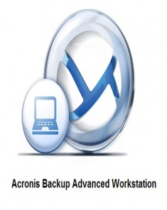 اسطوانة Acronis Backup Advanced Workstation / Server v11.7.44397