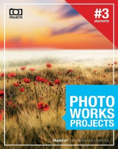 برنامج Franzis PHOTO WORKS Projects v3.34.02375